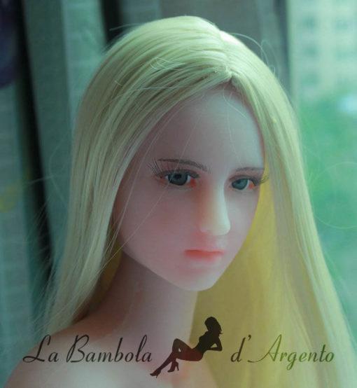 JM Doll 75cm Jessica - La Bambola dArgento